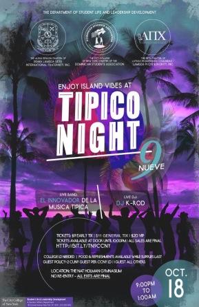 Tipico Night Flyer